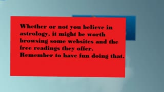 online astrologer - Video
