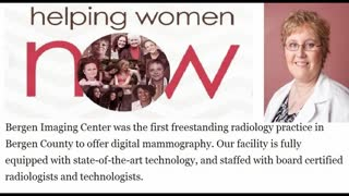 Breast Imaging New Jersey - (Bergenimagingcenter.com) - Video