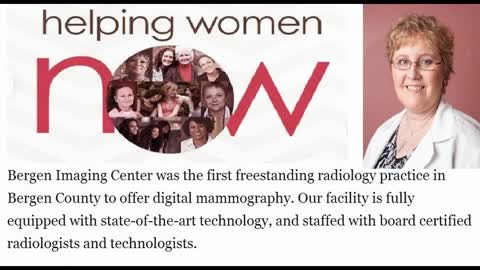 Breast Imaging New Jersey - (Bergenimagingcenter.com)