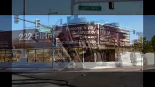 Personal Injury Lawyers and Attorneys in Las Vegas - Video