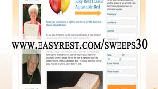 What is the Best Bed for Sleeping with Back Pain or Lower Back Pain? - Video