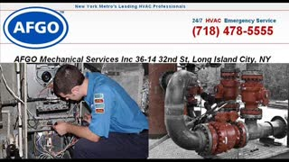 Hvac Maintenance - (Afgo.com) - Video