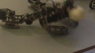 Robot dance competition - Video