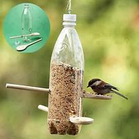 Awesome homemade bird feeder - Picture