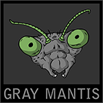 Gray Mantis
