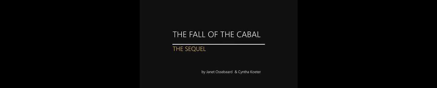 The Sequel to the fall of the Cabal