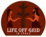 Life Off Grid in Italy