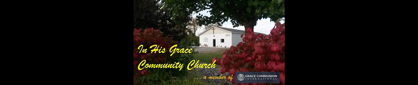 In His Grace Community Church
