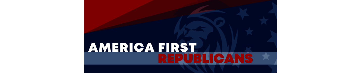 America First Republicans weekly updates