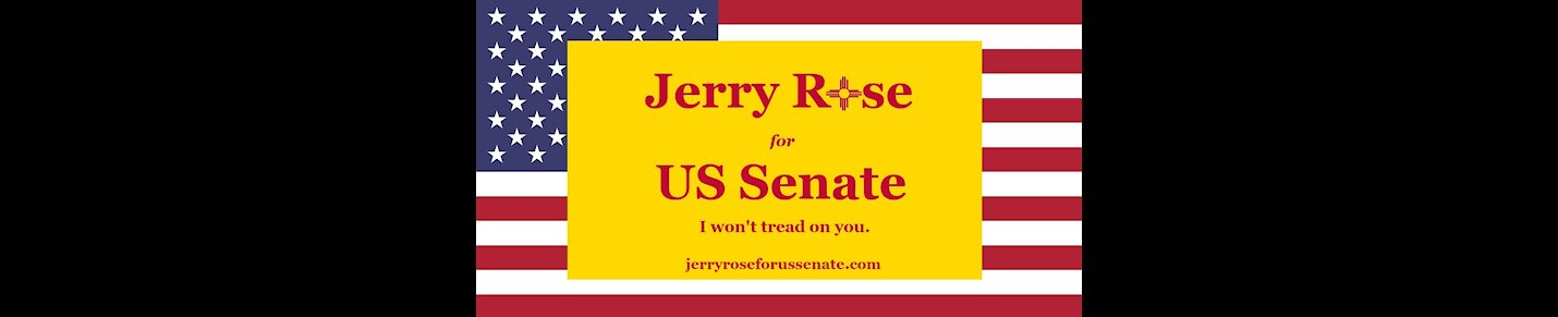 Jerry Rose for US Senate